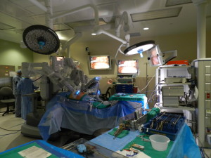 Robotic Bariatric Surgery